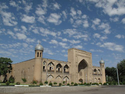 Medrese of Abulkosim-sheikh, Tashkent
