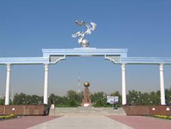 Площадь Мустакиллик, Ташкент