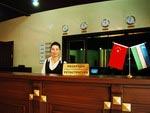 Гостиница Золотая долина, Ташкент