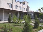 Гостиница Ровшан, Ташкент