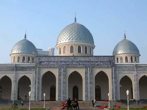 Джума мечеть, Ташкент